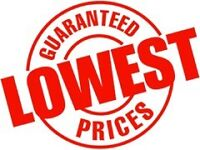 Junk and Garbage Removal Services 24/7 LOW PRICES