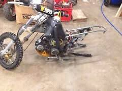 Dirt bike wanted broken, not running, poor condition. Yarrawonga Palmerston Area Preview