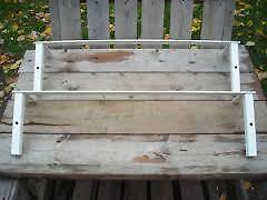 Excellent Condition: Pair Of Heavy Duty Shelf Frames