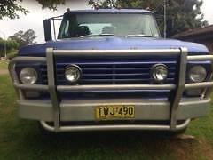Late 60's F250 with 350 chev Penrith Penrith Area Preview