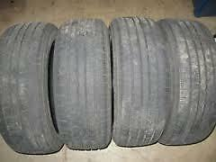 4 pneus ETE 195/60R15 Hankook Optimo