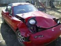 wanted salvage miata
