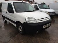 Citroen Berlingo LX 600 D (white) 2006