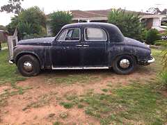 1949 rover for sale Brookfield Melton Area Preview