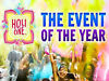 HOLI ONE COLOUR FESTIVAL GLASGOW FAST DAY PASS USUALLY £35.99 SELLING £20 Southside, Glasgow