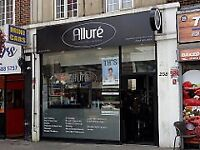 RECEPTIONIST & JUNIOR STYLIST (HAIRDRESSERS/BARBERS) WANTED