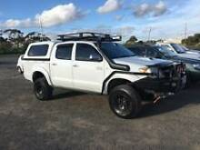 2007 Toyota Hilux 4X4 Keilor Downs Brimbank Area Preview