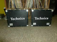 Turntable Road Cases - Clydesdale