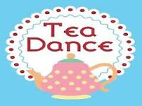 FRIDAY AFTERNOON TEA DANCE