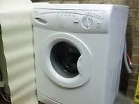 Hotpoint WMA32 6kg 1200 Spin White Washing Machine 1 YEAR GUARANTEE FREE DEL N FIT