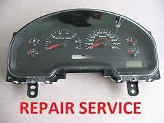 Ford F150 Instrument Cluster Repair 2004 to 2008