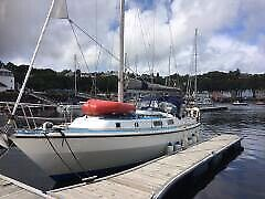 Yacht sailboat boat ketch rigged for sale | in Portrush