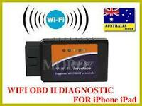 OBD II Diagnostic auto pour IPhone .IPad,Android