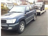 WANTED ANY Toyota Landcruiser / Hiace / Hilux
