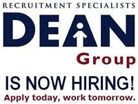 DEAN GROUP IS HIRING!