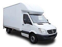 Man with van van hire rental van local nearby cheap delivery service