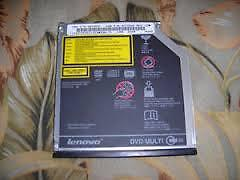 Excellent Condition: IBM/Lenovo Notebook DVD/CD Writer/Player
