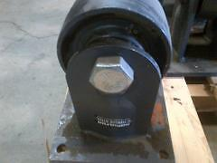 """Hamilton Steel Casters with 6"""" Forged Steel Wheel"""