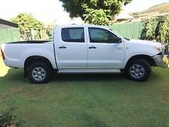 2005 Toyota Hilux Ute North Ward Townsville City Preview