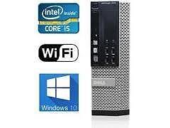 Gaming Intel Core i7 Quad Core 12gig Ram NVIDIA GeForce Graphics Card 1gb Windows 10 Dell 500gb Hard Wi-Fi/Wireless $499