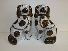 Original Wally Dogs Brown and Cream in exc condition £60