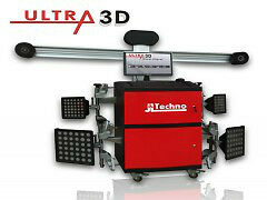 BRAND NEW 3D AUTOMOTIVE WHEEL ALIGNER SYSTEM