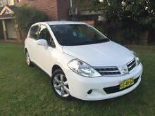 2012 Nissan Tiida 5 Door Hatch Auto 39000km Sydney City Inner Sydney Preview