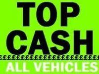 WE BUY ANY CAR WE BUY ANY VANS WANTED NO MOT NON RUNNER SCRAP MOT FAILURE DAMAGED CASH BUYER DVLA £