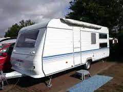 Adria Altea 542UK 5 Berth caravan 2006/7 one owner motor mover