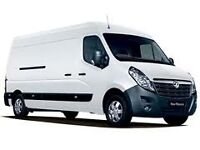 Man With van for moving or removals (hourly) (Daily) ANYTHING TO MOVE!