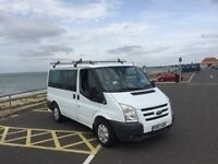 Ford Transit Tourneo 9 seater mini-bus 57' plate; 59,000 miles. Excellent condition for year.