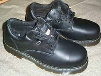 DR.MARTINS SAFETY SHOES  SIZE 12.5 - 13