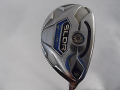 TaylorMade SLDR Hybrid #3 Graphite Stiff Mens Right