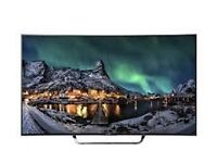 Nearly New Sony S80C CURVED SCREEN 4K ULTRA HD WITH ANDROID TV (65 Inch).