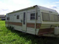 Place to park my 35 ft Trailer for 5 month with Hydro & Water