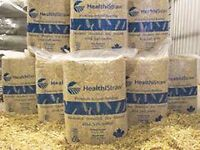 NEW bedding product  HealthiStraw @ Thunder Bay Feeds
