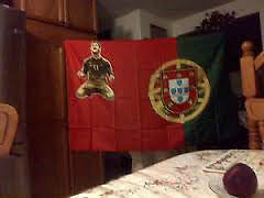 #TelusHelpMeSell - Portugal Flags With Cristiano Ronaldo