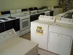 """TUESDAY SALE 9AM to 5PM - USED APPLIANCE  """"SALE""""    Showroom Stock Clearout   @ 9267 - 50 St"""