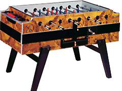 baby foot Garlando Coperto Foosball Table Coin-Op