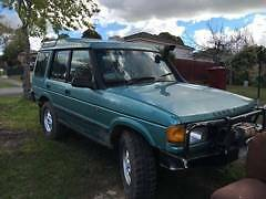 1997 Land Rover Discovery Wagon Dandenong South Greater Dandenong Preview