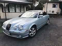 1999 Jaguar S Type V6 Se 5 Sp Automatic 4d Sedan