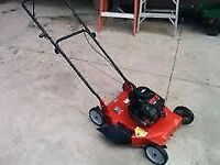 Quality Briggs and Stratton Powered Lawn Mower. Freshly Serviced