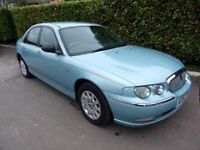 2003 ROVER 75 FOR SALE