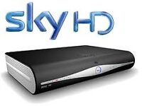 SKY + HD Box without remote , but HD , used as freeview