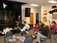Music lessons in Midland on guitar, mandolin, violin, ukulele,