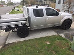 2010 d40 navara Bateau Bay Wyong Area Preview