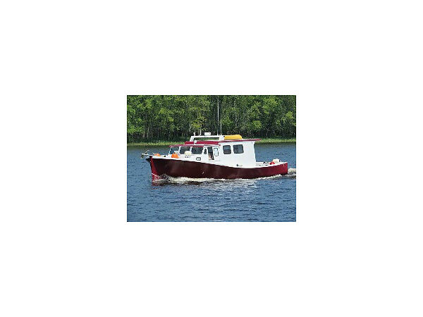 Used 1988 Other Cape Island converted boat