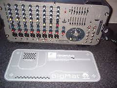 Soundcraft gigrac 1000 Watt mixer amp