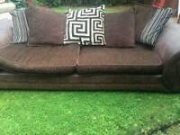 3 seater and 2 seater free to good home
