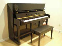 "8 Years old Yamaha 48"" Upright Piano for Sale"